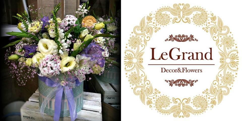 legrand flowers page